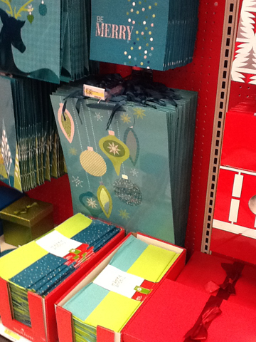 Pink Happy Thoughts Always: Nina Seven in Target! Gift bags for ...