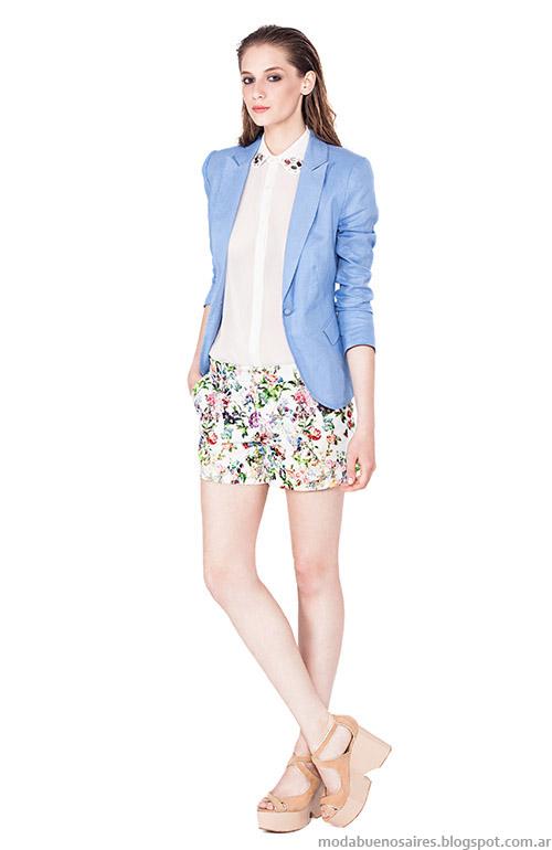 Looks ropa de mujer de moda 2015 Basement.