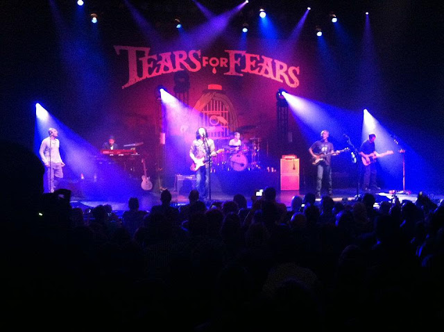 Tears for Fears concert Wiltern