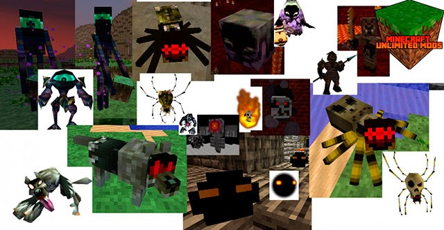 Ocarina of Time y Majora's Mask Texture Pack mobs