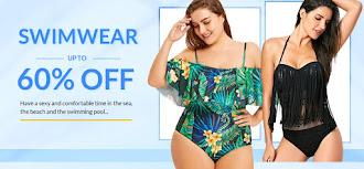 Dresslily Swimwear