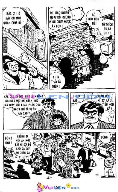 Siêu quậy Teppi chap 39 - Trang 56