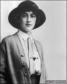 Misteri Agatha Christie menghilang begitu saja selama 11 hari