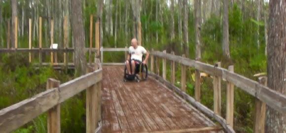 Urlaub in Florida Rollstuhl Blog