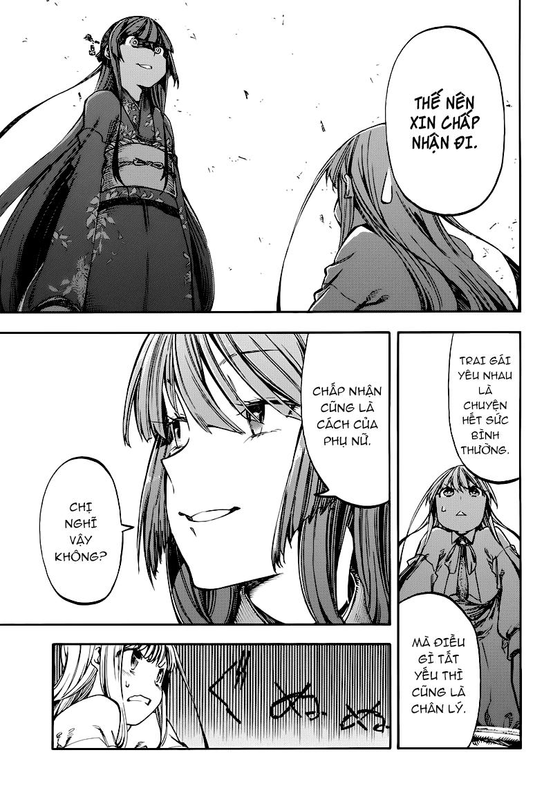 Monku no Tsukeyou ga Nai Rabukome chap 18 Trang 8 - Mangak.info