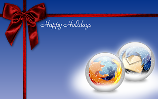 happy holiday mozilla firefox