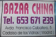 BAZAR CHINA