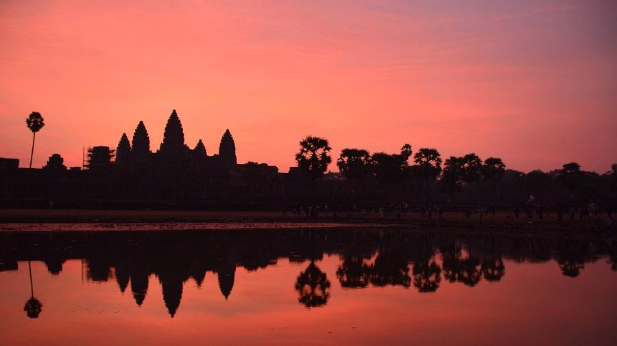 KAMBODŽA 2016