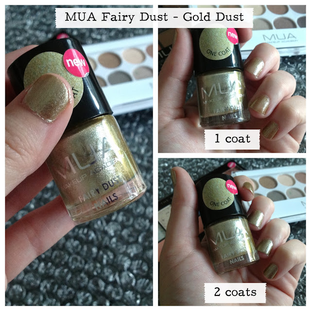 Fairy Dust Gold Dust