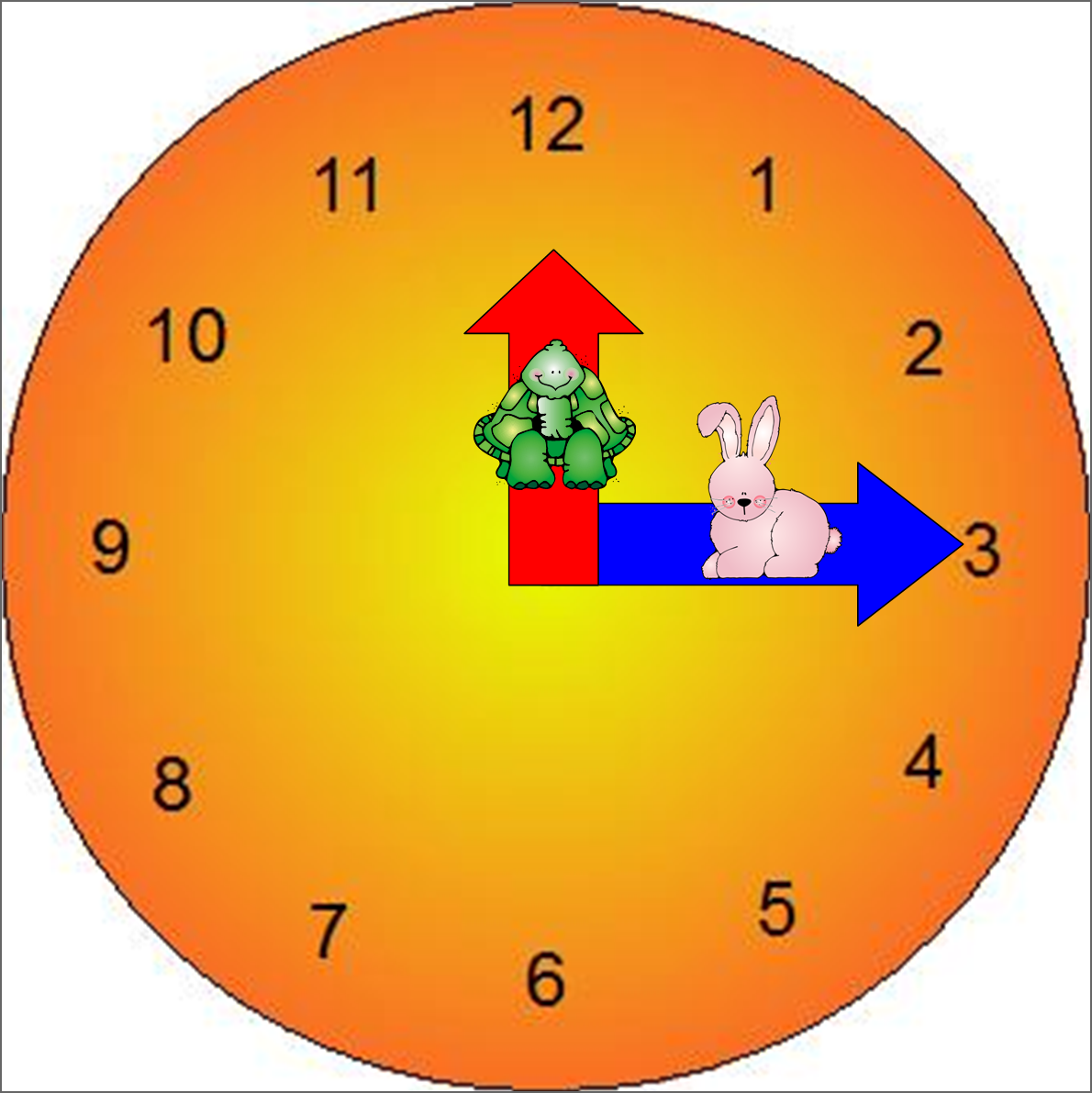 Worksheet Clock To Teach Time clocks to teach time