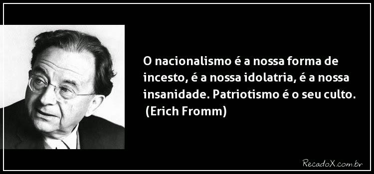 O maior problema dos patriotas brasileiros