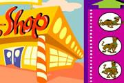 Scooby Doo Market Oyunu