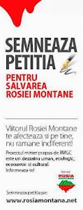 Rosia Montana nu e a voastra
