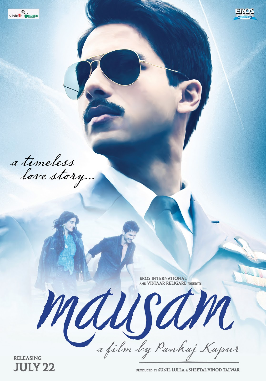 MAUSAM - Songs Lyrics & Videos | Shahid Kapoor, Sonam Kapoor