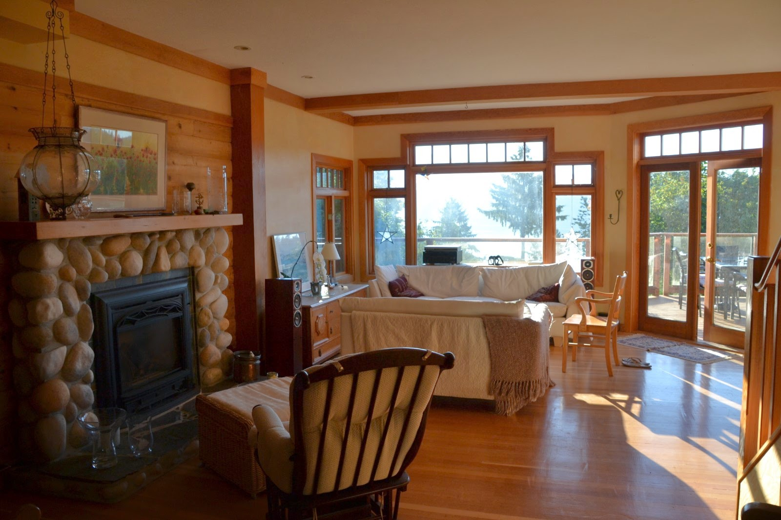 deep cove house rental