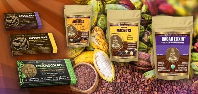 Medicinal Foods Giveaway