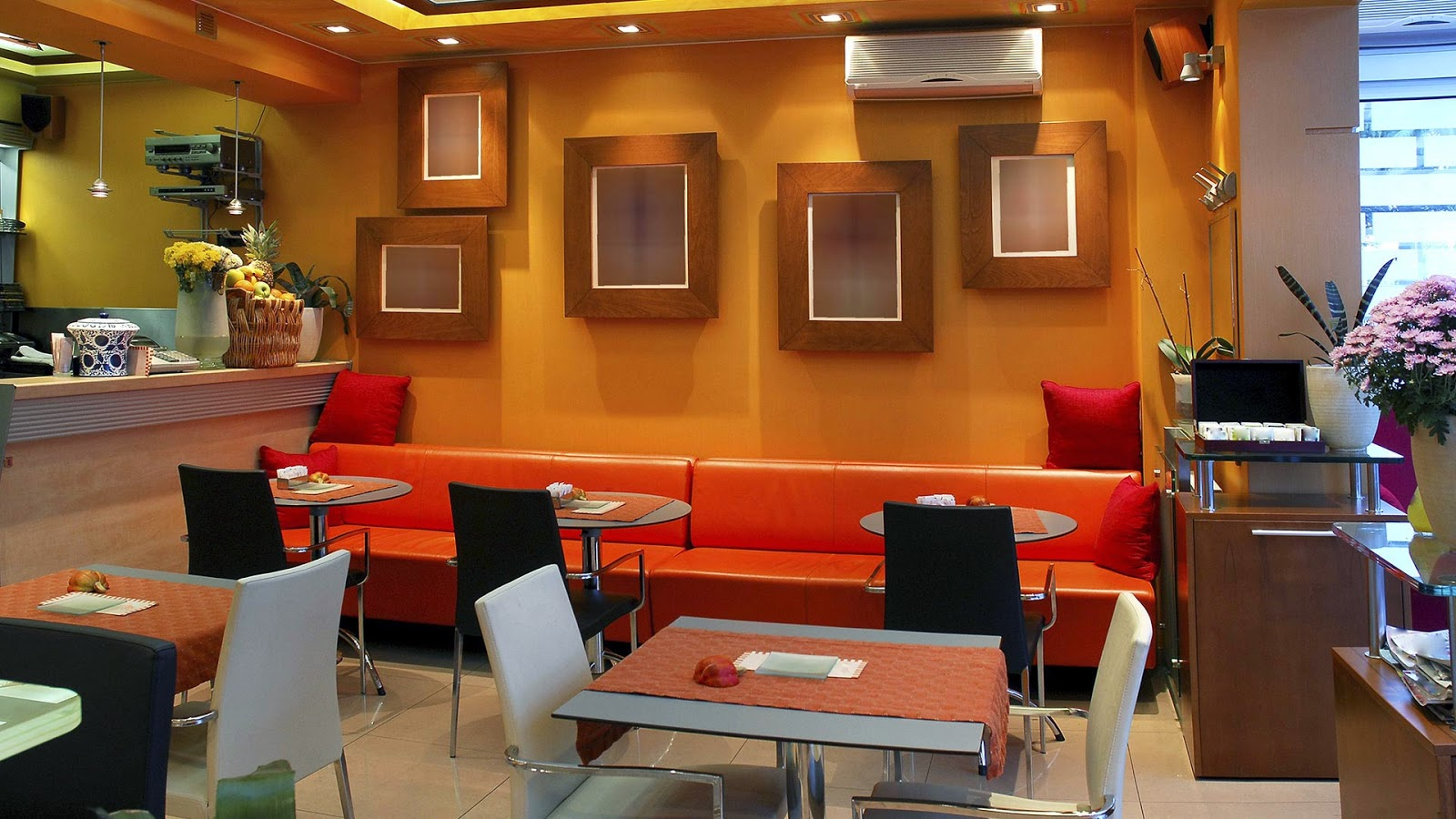 Mobistore De Qu Color Decorar El Restaurante