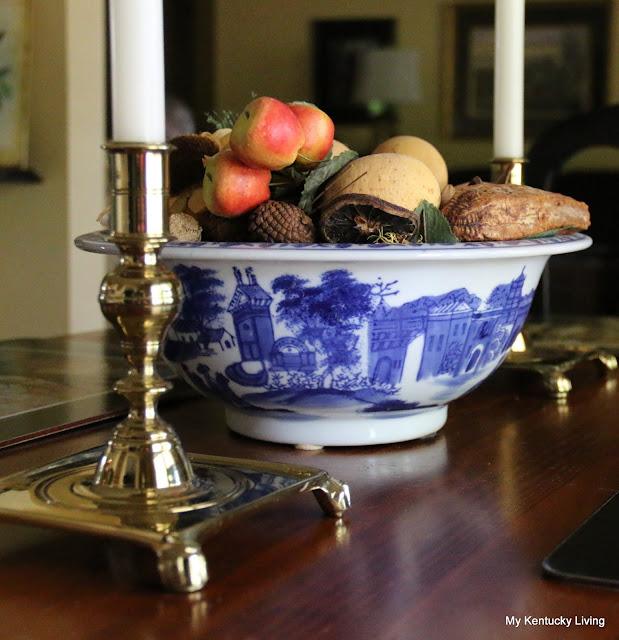 Williamsburg Brass Candlesticks