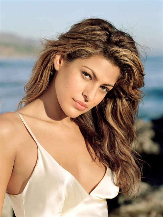 eva mendes pictures color
