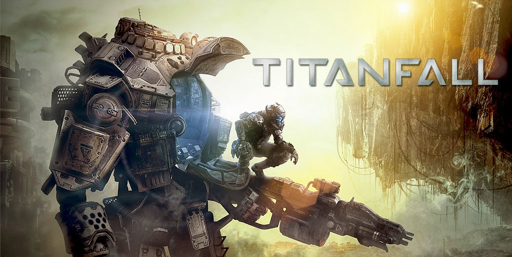 video game Titanfall graphics