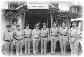 First all women police station for  the Darjeeling Hills