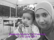 aLeesya's mummy 1st Giveaway!!