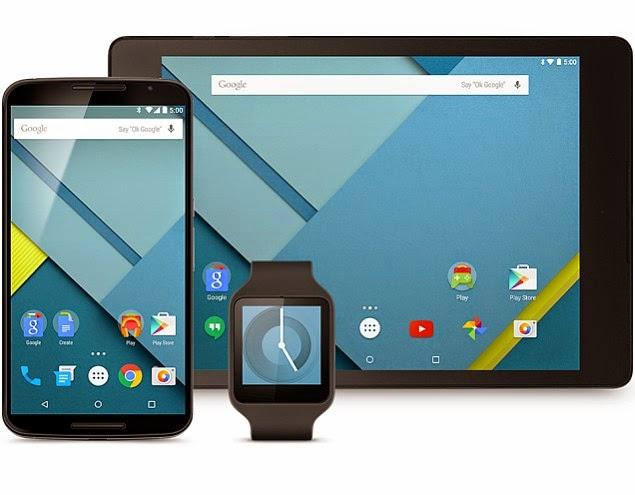 Android 5.0 Lollipop SDK