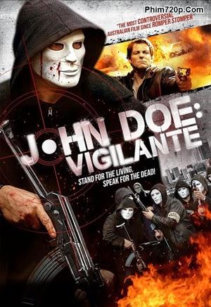John Doe: Vigilante 2014 poster