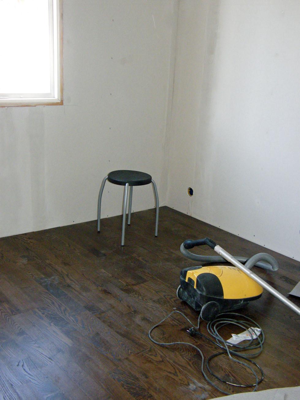 Frasses hus: gästrum/arbetsrum   uppdatering