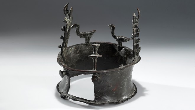 Copper Age crown, the world's oldest, to go on display in Manhattan