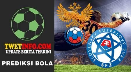 Prediksi Russia U19 vs Slovakia U19