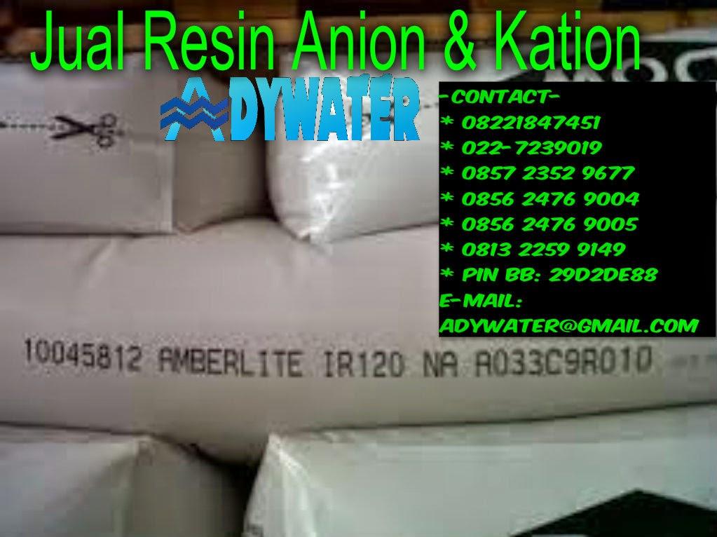 Jual Resin Amberlite - Harga Resin Amberlite : 082140002080