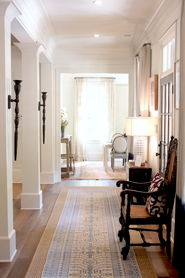 Serenbe Atlanta Homes & Lifestyles Designer Showhouse | Image via Savor Home