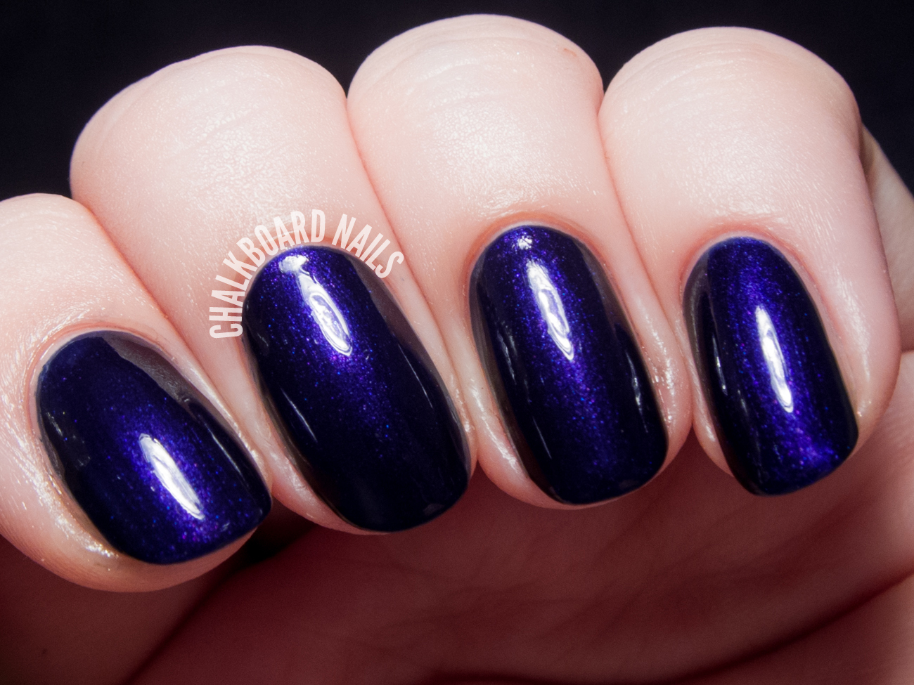 Dermelect Heirloom via @chalkboardnails