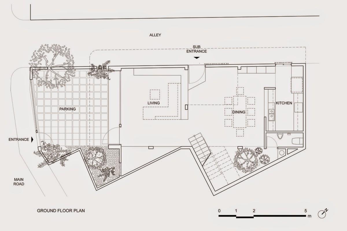 konsep-green fall-unsur-alami-segar-dan-asri-pada-desain-fasad-rumah-ruang dan rumahku-014