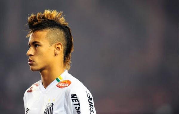 Gaya Rambut Pemain Sepak Bola Paling Terbaru