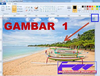 cara edit foto dengan menggabungkan gambar