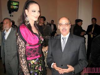 الراقسة نور المغربية