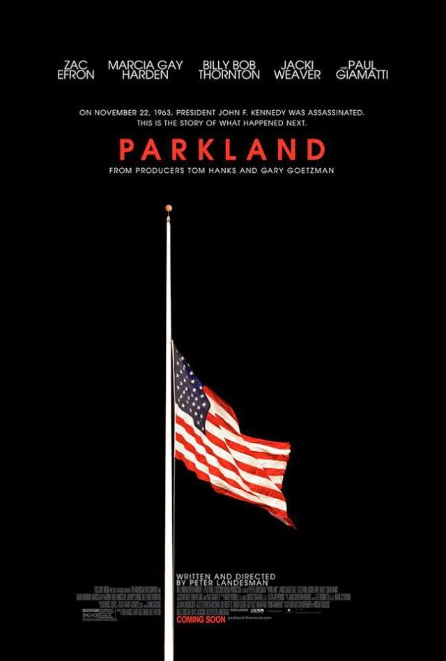 La película Parkland
