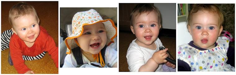 Frida 9-12 måneder