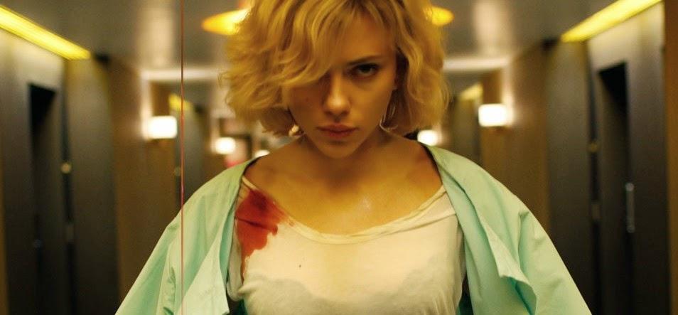 Scarlett Johansson escapa do cativeiro no primeiro clipe da ficção LUCY, com Morgan Freeman