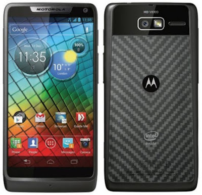 Motorola RAZR M XT905 complete specs and features