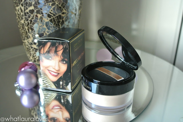 Joan Collins Timeless Beauty Impeccable Finish Loose Powder Review