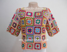 Blusa Square Color