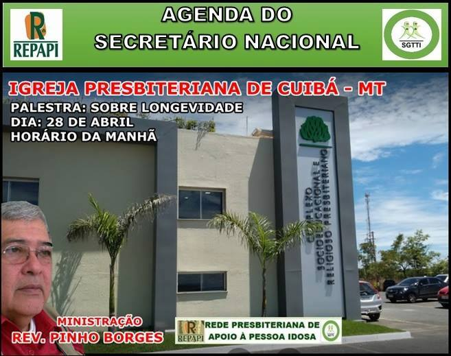 28.04.2017 - IPB CENTRAL DE CUIABÁ