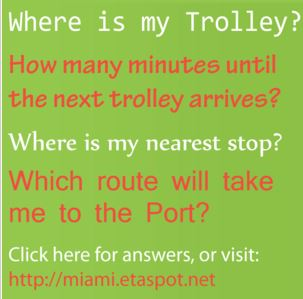 Miami Free Trolleys
