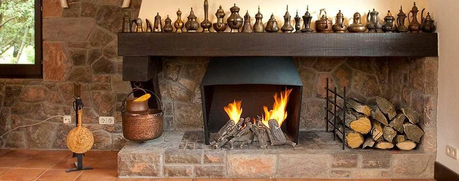 De chimeneas rusticas de lea chimeneas baja youtube chimeneas de obra en esquina chimenea de - Poner chimenea en casa ...