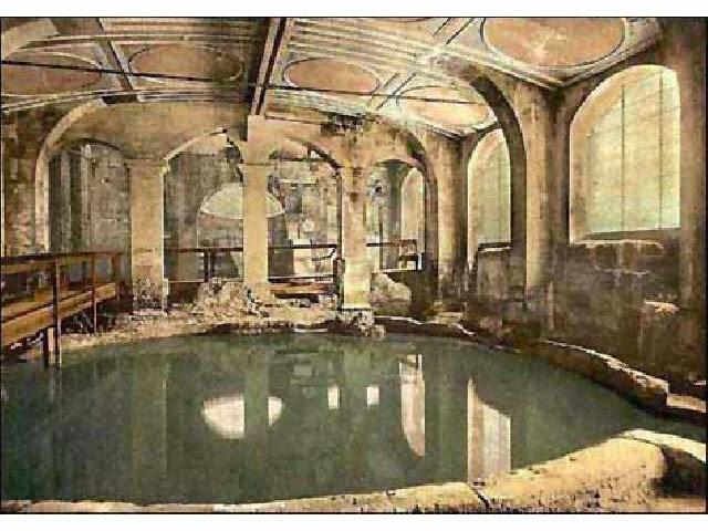 Termas y baños de Trajano