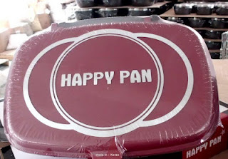 harga happy call double pan jual murah happy pan jumbo reguler