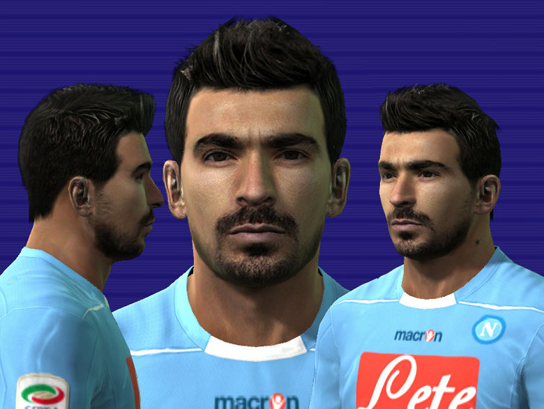 Lavezzi Face by Andre & Sotirakis